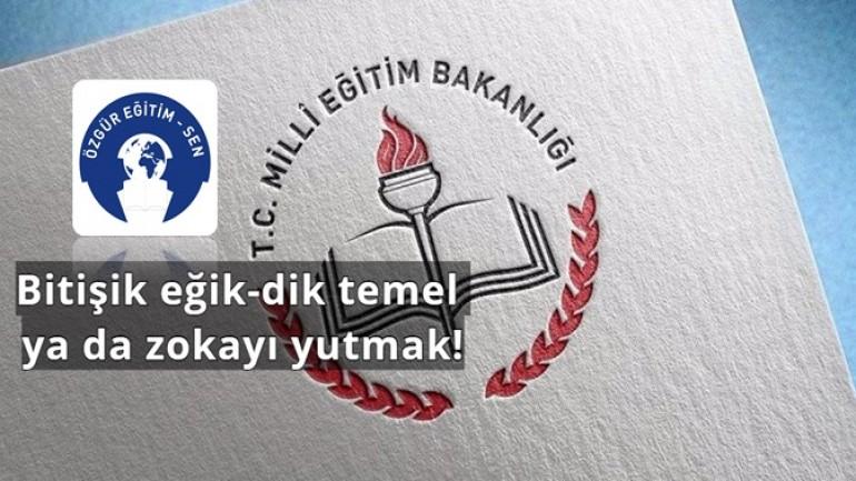 Genel Sekreter Bakanlığın El Yazısı Kararını Değerlendirdi
