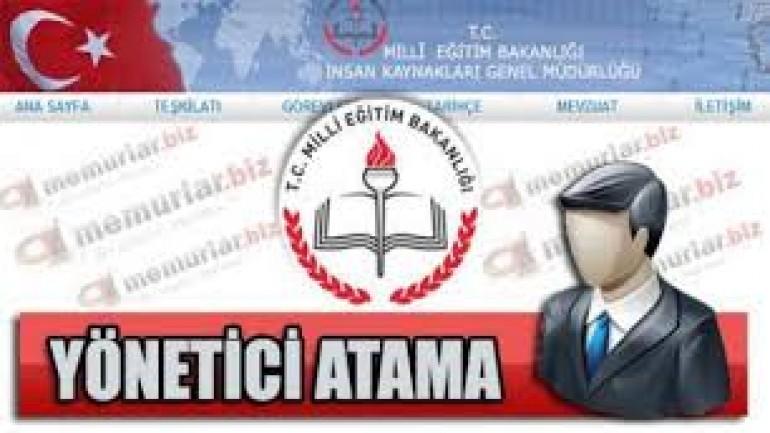 Yönetici Atama Yönetmeliği Sadra Şifa Olmadı