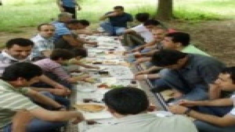 DİYARBAKIR ÖZGÜR EĞİTİM SEN ÜYELERİ PİKNİKTE BULUŞTU (2012-01-03)