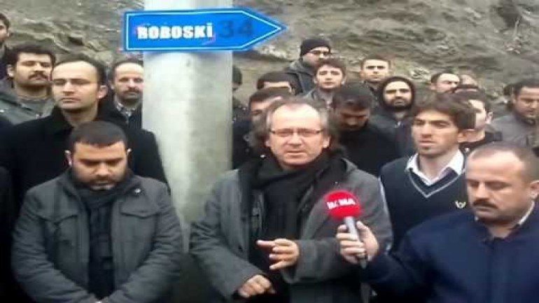 ROBOSKİ ADALET BEKLİYOR