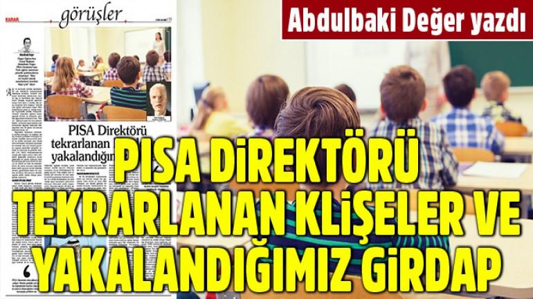 Genel Başkanımız Abdulbaki Değer Yazılarıyla Ezber Bozuyor