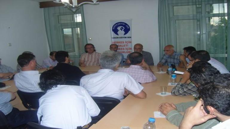 Mavi Marmara tanıkları misafirimiz oldu (2012-01-03)