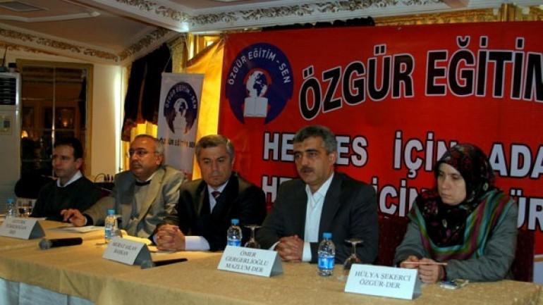 Eğitimde İnsan Hakkı İhlalleri Paneli (2012-01-03)