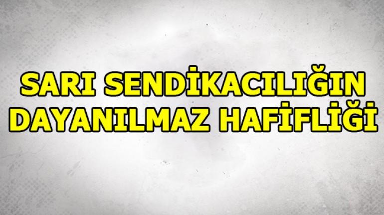 BAKAN FARUK ÇELİK'İ TEBRİK EDİYORUZ