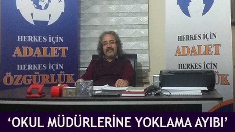 YOKLAMA AYIBI