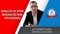 Ali Aydın Bakanlığın Raporu Üzerinden Sivil Toplumu Tartışmaya Açıyor