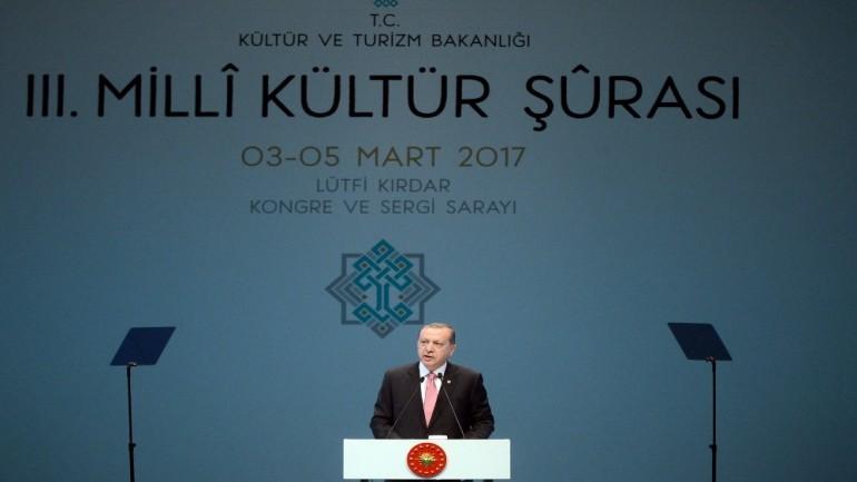Genel Sekreter Ali Aydın : Milli Kültür Şurası ve Düşündürdükleri