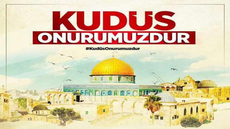 Kudüs Onurumuzdur!