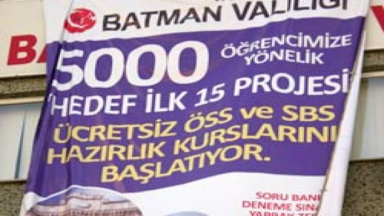 Batman MEM eğitim çalışanlarını mağdur etmekten vazgeçmelidir