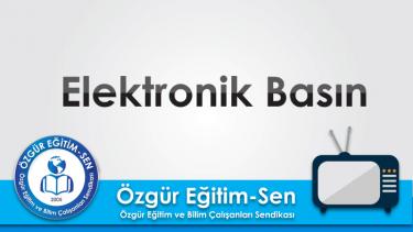 Elektronik Basın