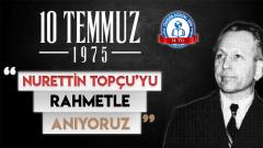 Nurettin Topçu'yu Ölümünün 44.Yılında Rahmetle Anıyoruz.