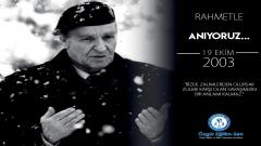 Aliya İzzetbegoviç'i Rahmetle Anıyoruz…