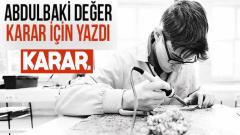 Özgür Eğitim-Sen Genel Başkanı Abdulbaki Değer'den Önemli Tespitler