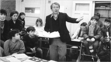 Teacher Man – Öğretmen