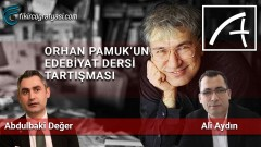 Orhan Pamuk'un Edebiyat Dersi Tartışması