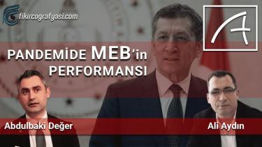 A4'te Pandemide MEB'in Performansı Tartışıldı