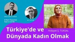 Türkiye'de ve Dünyada Kadın Olmak