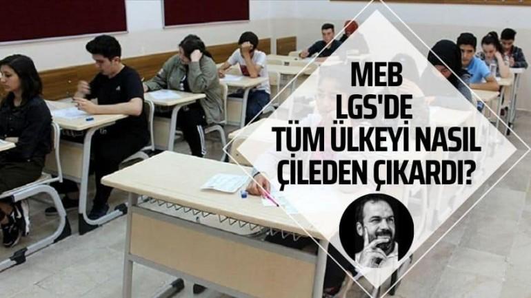MEB LGS��DE T�M �LKEY襤 NASIL �襤LEDEN �IKARDI?