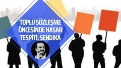 Toplu sözleşme Öncesinde Hasar Tespiti: Sendika
